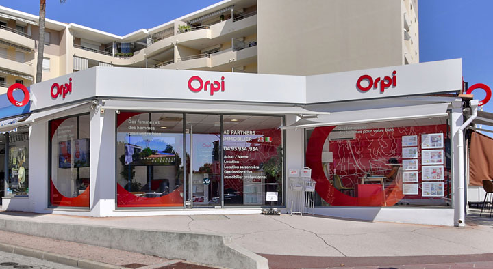 Orpi AB Partners - Agence Immobiliere Mandelieu