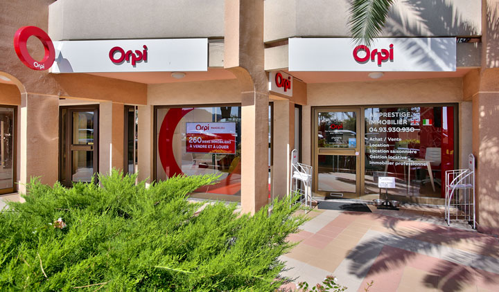 Orpi AB Prestige - Agence Immobiliere Mandelieu
