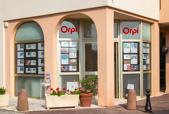 Orpi Grand Duc - Agence Immobiliere Mandelieu